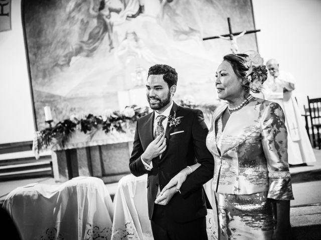 La boda de Erwan y Montse en Ávila, Ávila 38
