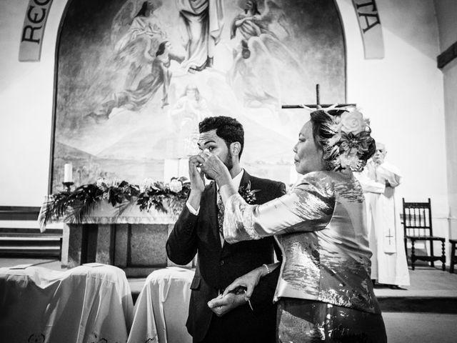 La boda de Erwan y Montse en Ávila, Ávila 39