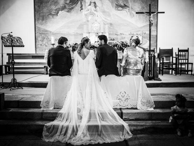 La boda de Erwan y Montse en Ávila, Ávila 40