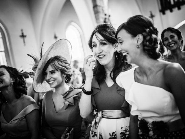 La boda de Erwan y Montse en Ávila, Ávila 42