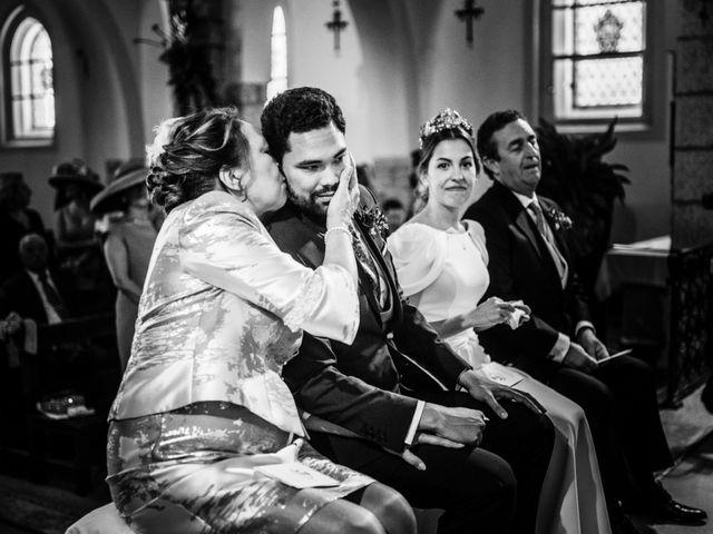La boda de Erwan y Montse en Ávila, Ávila 43