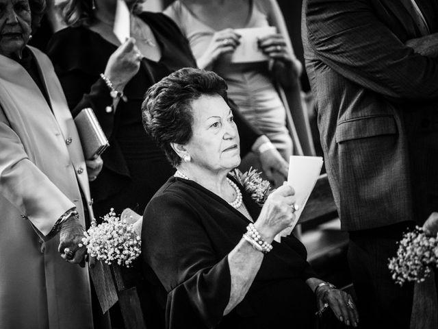 La boda de Erwan y Montse en Ávila, Ávila 44