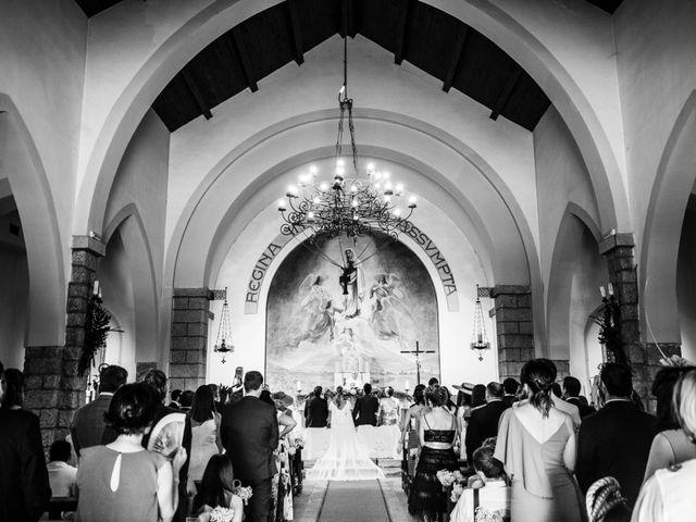 La boda de Erwan y Montse en Ávila, Ávila 45
