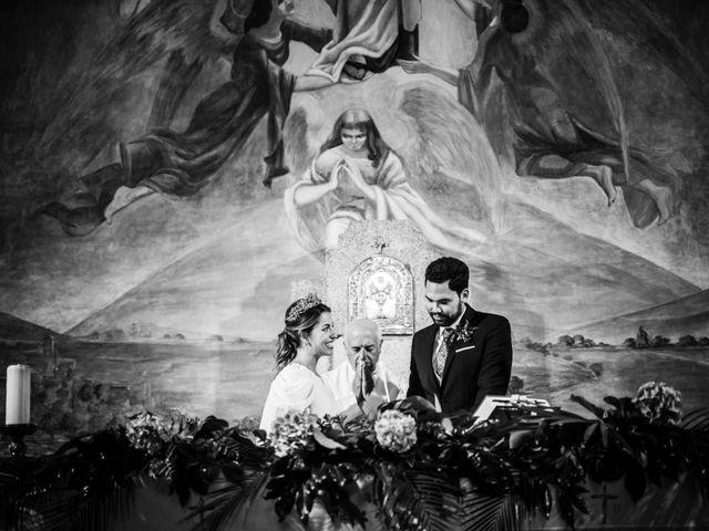 La boda de Erwan y Montse en Ávila, Ávila 46
