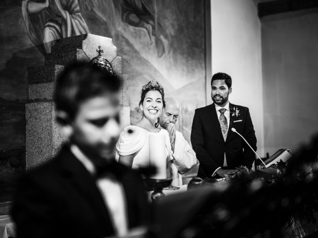 La boda de Erwan y Montse en Ávila, Ávila 48