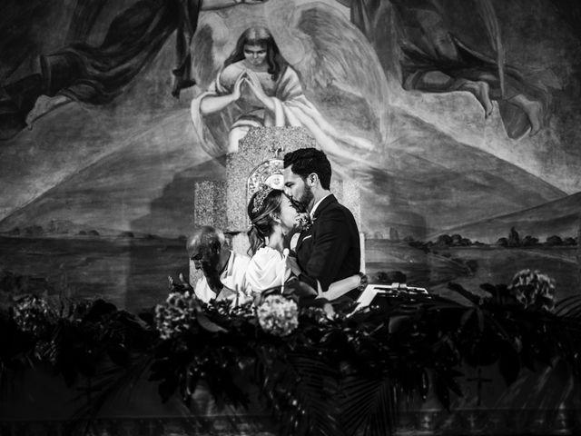 La boda de Erwan y Montse en Ávila, Ávila 50