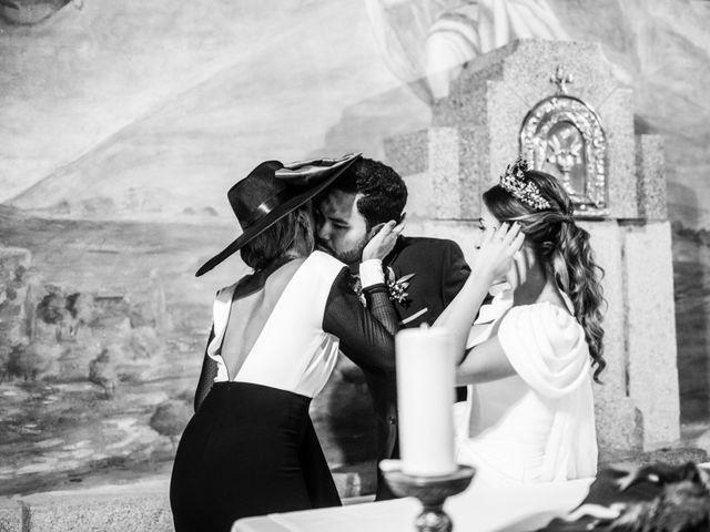 La boda de Erwan y Montse en Ávila, Ávila 51