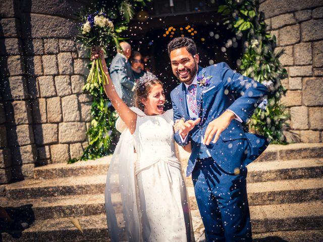 La boda de Erwan y Montse en Ávila, Ávila 55