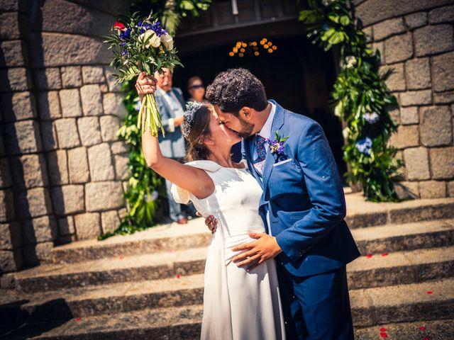 La boda de Erwan y Montse en Ávila, Ávila 56