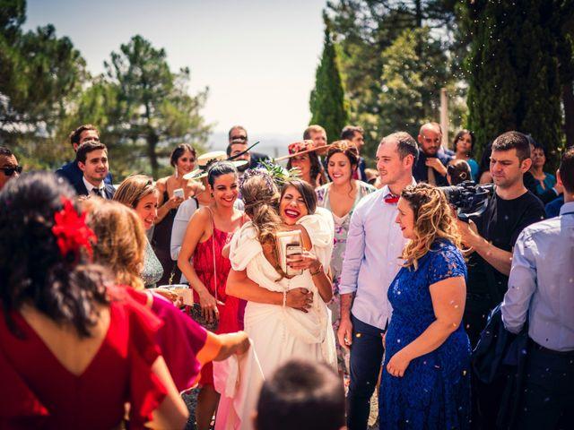 La boda de Erwan y Montse en Ávila, Ávila 57