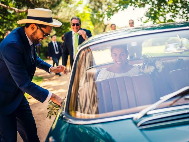 La boda de Erwan y Montse en Ávila, Ávila 66
