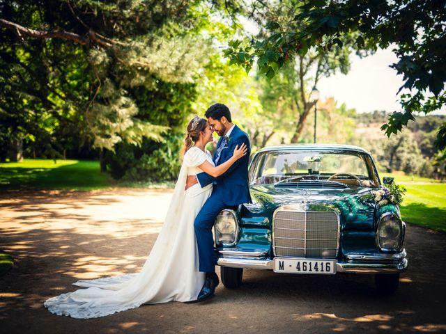 La boda de Montse y Erwan