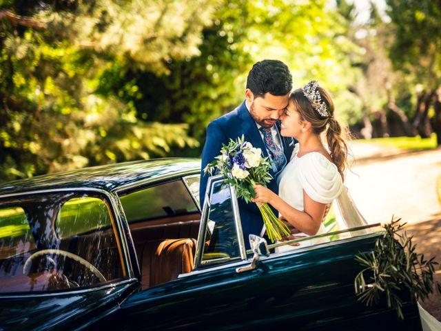 La boda de Erwan y Montse en Ávila, Ávila 1