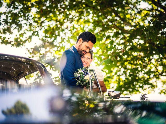 La boda de Erwan y Montse en Ávila, Ávila 2