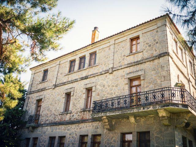 La boda de Erwan y Montse en Ávila, Ávila 77