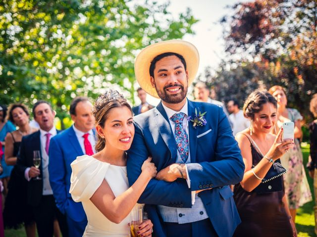 La boda de Erwan y Montse en Ávila, Ávila 80