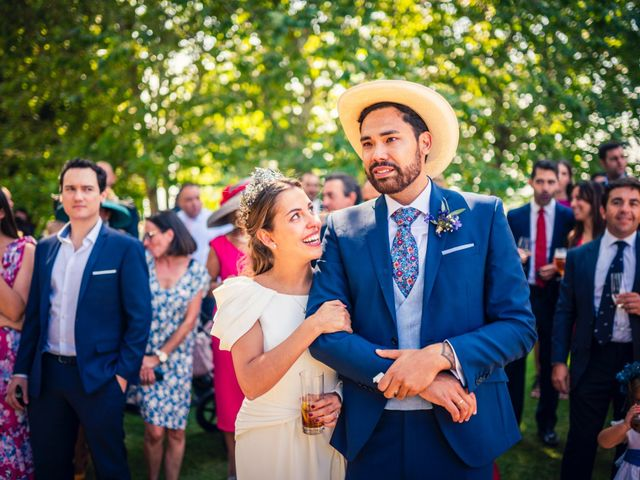 La boda de Erwan y Montse en Ávila, Ávila 81