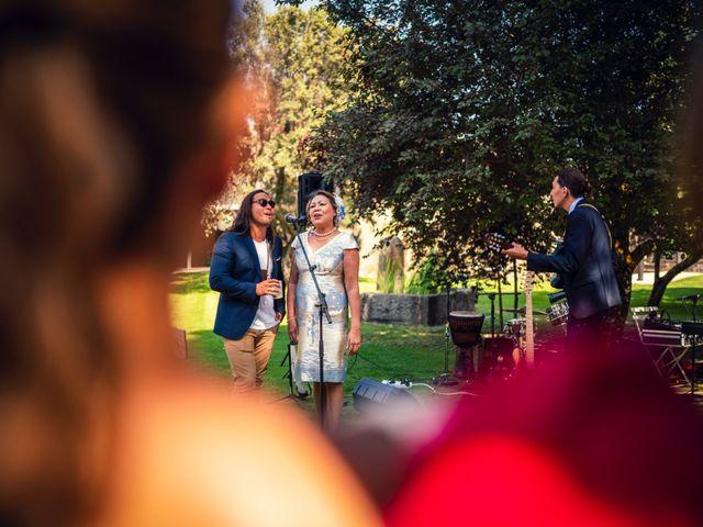 La boda de Erwan y Montse en Ávila, Ávila 85