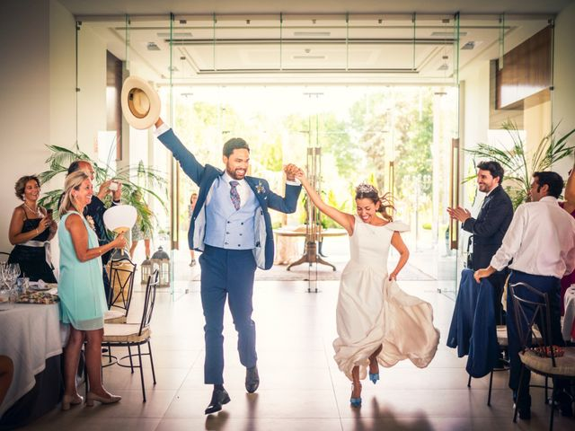 La boda de Erwan y Montse en Ávila, Ávila 89