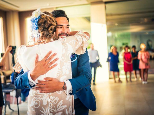 La boda de Erwan y Montse en Ávila, Ávila 108