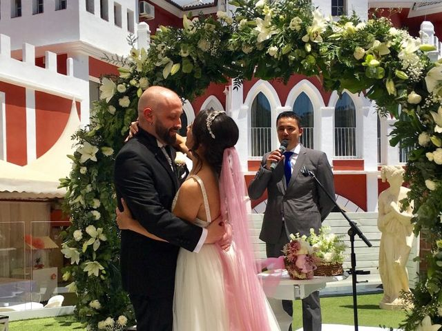 La boda de Jessica y Eliot