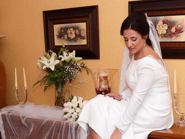 La boda de Raúl y Pepa en Santisteban Del Puerto, Jaén 14