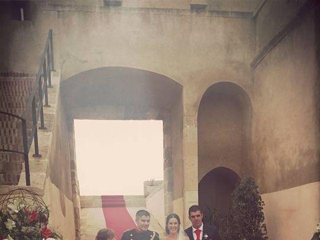La boda de Juan Antonio y Ana en Guardias Viejas, Almería 3