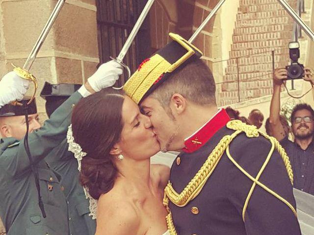 La boda de Juan Antonio y Ana en Guardias Viejas, Almería 1