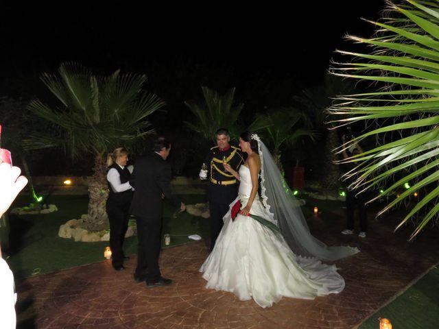 La boda de Juan Antonio y Ana en Guardias Viejas, Almería 8