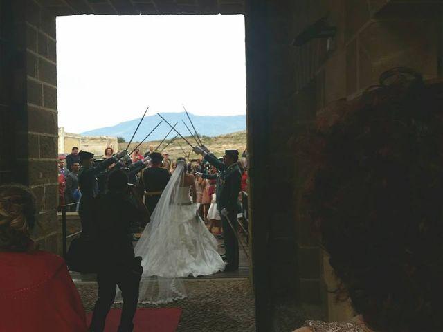 La boda de Juan Antonio y Ana en Guardias Viejas, Almería 10
