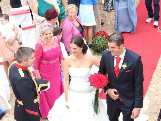 La boda de Juan Antonio y Ana en Guardias Viejas, Almería 13