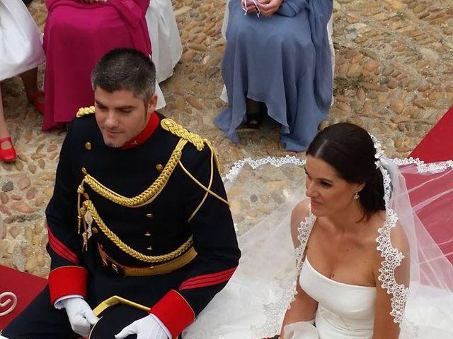 La boda de Juan Antonio y Ana en Guardias Viejas, Almería 14