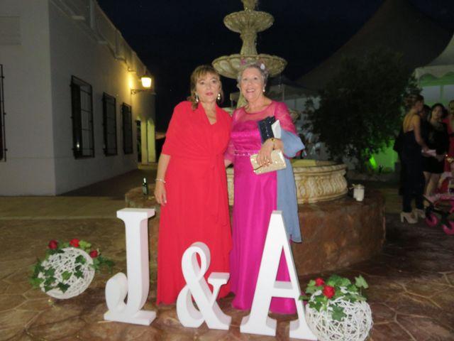 La boda de Juan Antonio y Ana en Guardias Viejas, Almería 16