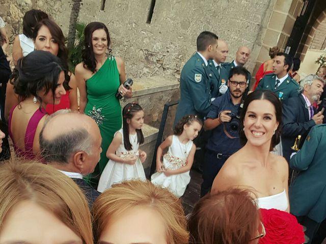 La boda de Juan Antonio y Ana en Guardias Viejas, Almería 18