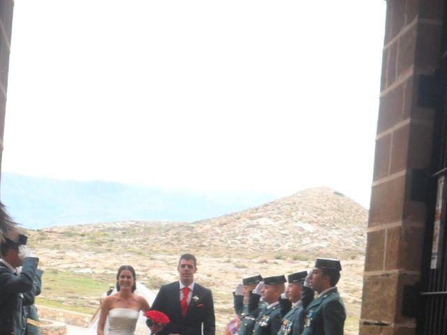 La boda de Juan Antonio y Ana en Guardias Viejas, Almería 20