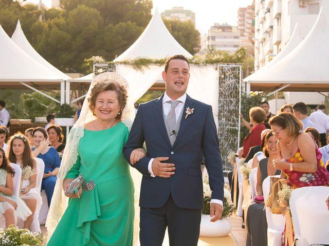 La boda de Sergio y Dulce en Aguadulce, Almería 13