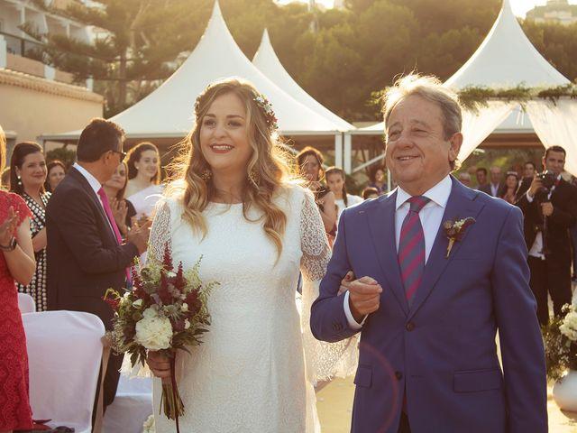 La boda de Sergio y Dulce en Aguadulce, Almería 15