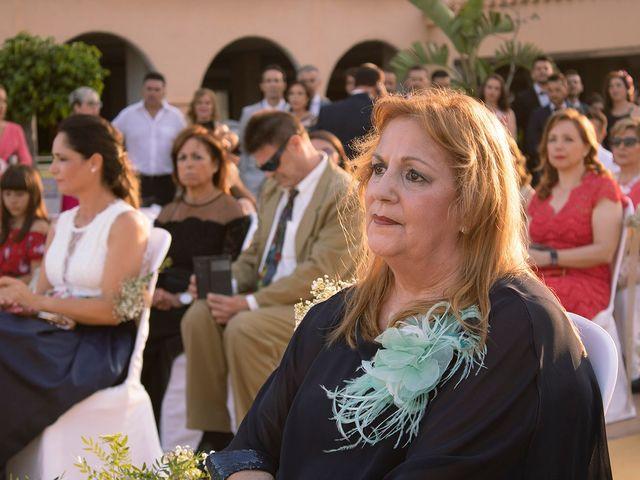 La boda de Sergio y Dulce en Aguadulce, Almería 17