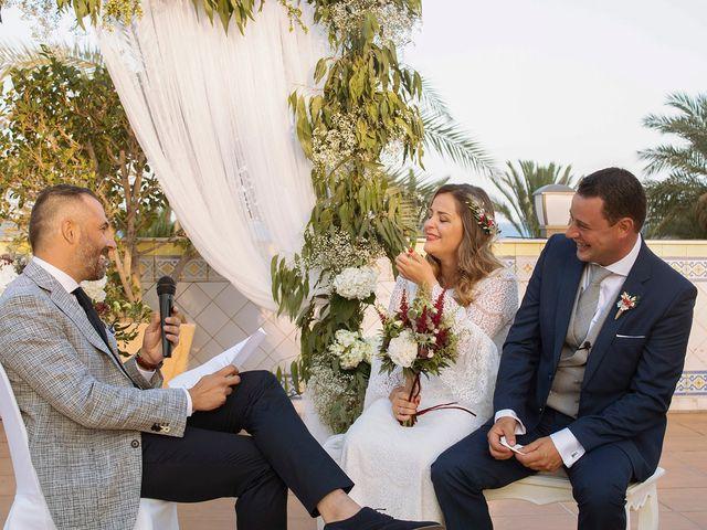 La boda de Sergio y Dulce en Aguadulce, Almería 18