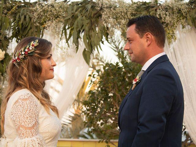 La boda de Sergio y Dulce en Aguadulce, Almería 19