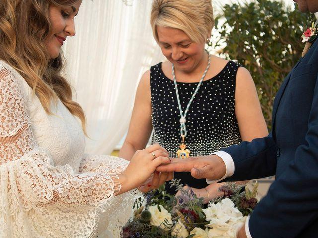La boda de Sergio y Dulce en Aguadulce, Almería 20