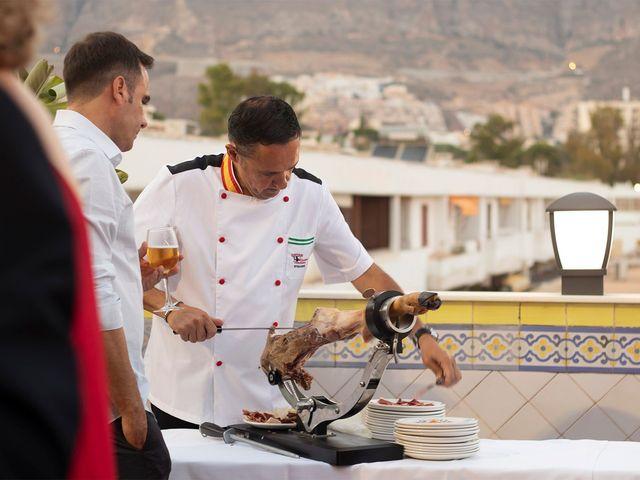 La boda de Sergio y Dulce en Aguadulce, Almería 21