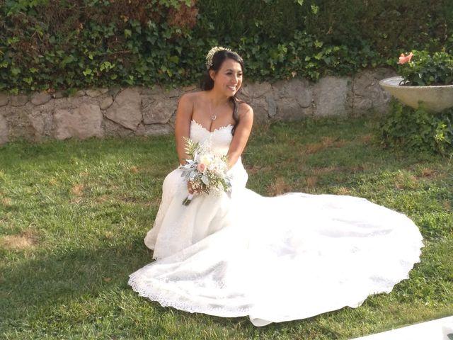 La boda de Karla  y David  en Castellar Del Valles, Barcelona 1