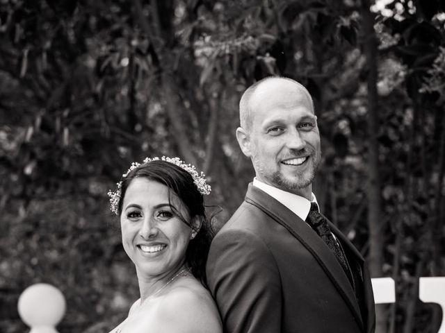 La boda de Karla  y David  en Castellar Del Valles, Barcelona 8