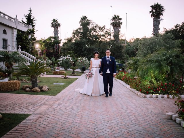La boda de Andrés y Sara en Huelva, Huelva 1