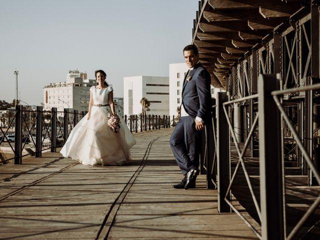 La boda de Andrés y Sara en Huelva, Huelva 2