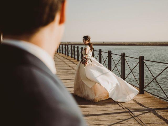La boda de Andrés y Sara en Huelva, Huelva 3