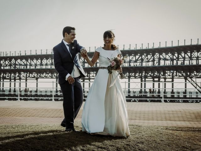 La boda de Andrés y Sara en Huelva, Huelva 6