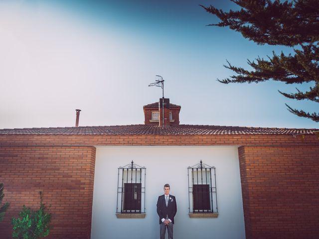 La boda de Paco y Beatriz en San Clemente, Cuenca 8