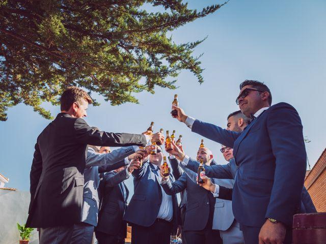 La boda de Paco y Beatriz en San Clemente, Cuenca 10